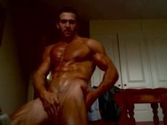 muscle hunk vidz Adam Charlton