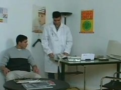 Arab Twink vidz gets sucked  super and fucks in doctor's office