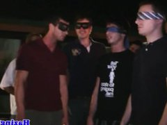 Straight college vidz twink cumdrenched  super during hazing