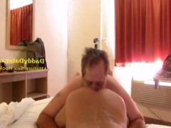 Hairy Daddybear vidz Eating Ass  super Rimming