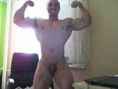 Bodybuilder Nude vidz Pose 1  super - Igor