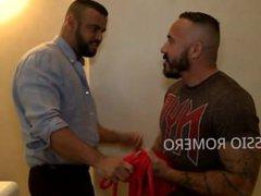 Alessio Romero, vidz Tony Orion  super (Men Over 30)