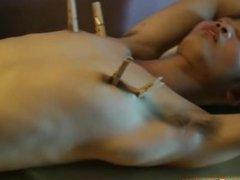 Slim Asian vidz Slave Boy  super Pain Clips