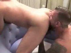 Hot Tattooed vidz Guys Fucking  super Some Ass