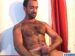 Kamel a vidz sexy mature  super gym trainer made a porn !