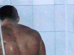 2 Hunks vidz jerkoff in  super Bath