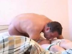 Daddy´s good vidz morning-fuck for  super his boy