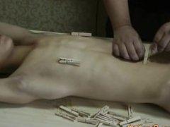 Slim Asian vidz Slave Boy  super Got Pain Clips