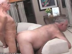 Grandpa fucks vidz Daddy Bear