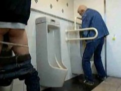public toilet vidz dildo