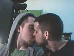 Smoking and vidz Kisses
