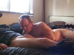 "Real. Married vidz Dad &  super Redneck. Blowjob In Wifes Bed. ""She Sucked Last Night"