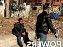Jin Powers, vidz XL by  super Next Door Ebony