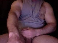 BiCurious Beefy vidz Muscle Stud  super Strokes Off