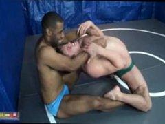 interracial wrestle vidz part 2