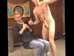 2 Danish vidz Str8 Boys  super & Sexy Crazy Naked Lapdance