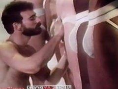 Al Parker vidz Services Men  super in Jockstraps - TURNED ON! (1982)