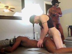 Thug Takes vidz White Boys  super Cock Bareback On A Dog Dare