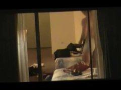 Spying on vidz Hotel Window
