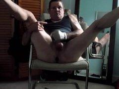cum on vidz my butt  super plug