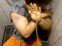 Danish Bi vidz Guy gets  super pissed in the bath of a 20 year-old Danish Boy