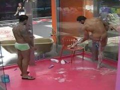 Big Brother vidz Hot Naked  super Big Guy Showers