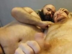 2 Danish vidz - Young  super Hairy Guy & Mature Daddy Guy (Bears Show 2)