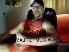 White Guy vidz Webcam