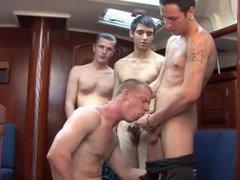 Slurping Seaman vidz - Scene  super 1