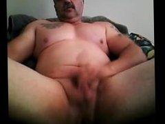 Muscle Beefy vidz Daddy Bear