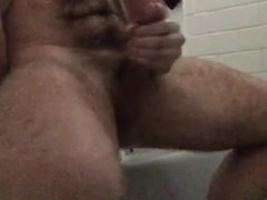 Hairy Muscle vidz Dad Just  super Couldn't Edge Anymore