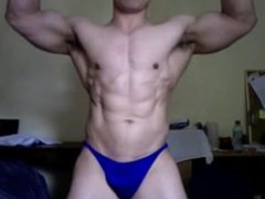 China Bodybuilder vidz Webcam JO