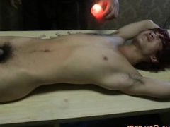 Asian Slave vidz Boy Hot  super Wax