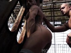 Not a vidz bad idea  super for a summer day: barebackig 3some creampie outdoors