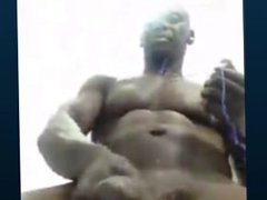 Black soldier vidz cums