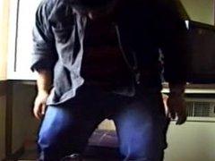 chubby man vidz is sumo  super boy