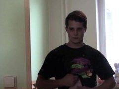 Selfie-generation pretty vidz Denis Kubelka  super from Hammerboys TV