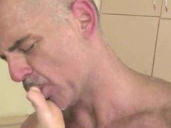 Daddy Fucks vidz Tatted Twink