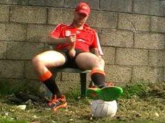 Outdoor Soccer vidz Jerk-Off