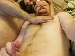 2 Danish vidz - Young  super Hairy Guy & Mature Daddy Guy (Bears Show 2)