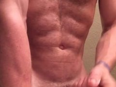 Hot Guy vidz Masturbates and  super Cums Hard