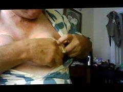 How I vidz tie my  super tits