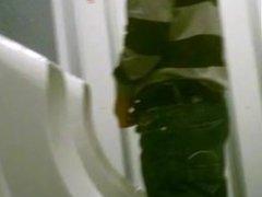 Public spycam vidz restroom