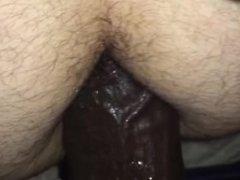 Bare lack vidz Black Cock  super Opens Me Up