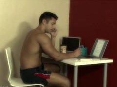 Marxel Rios, vidz Alejandro Fusco,  super Daxton Ryder by MenOver30