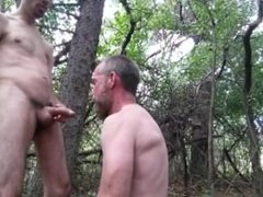 public exposure vidz of Manthroat  super pig and pup Balto in piss shower