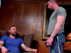 Hairy Hunk vidz Plunge Fucks  super Muscle Stud