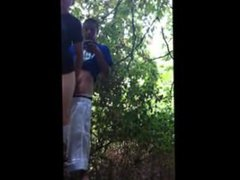 Straight guy vidz fuck gay  super in his mouth and ass in the park and cums in his mout
