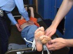 Prison Tickle vidz Torture MM/M