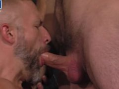 Daddy Dirk vidz slurps on  super the Uncut Beauty of Foreskin Then Fucks His Hot Boy